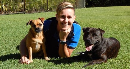 dog training Katrina Boyd Kats4Dogs Sunshine Coast